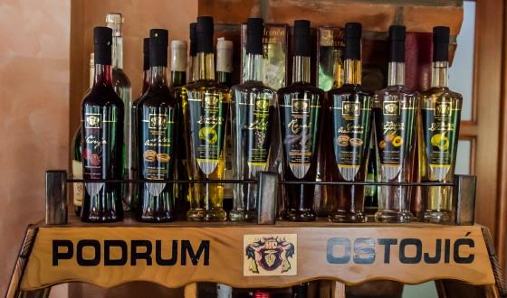 Podrum Ostojić - vinarija likeri