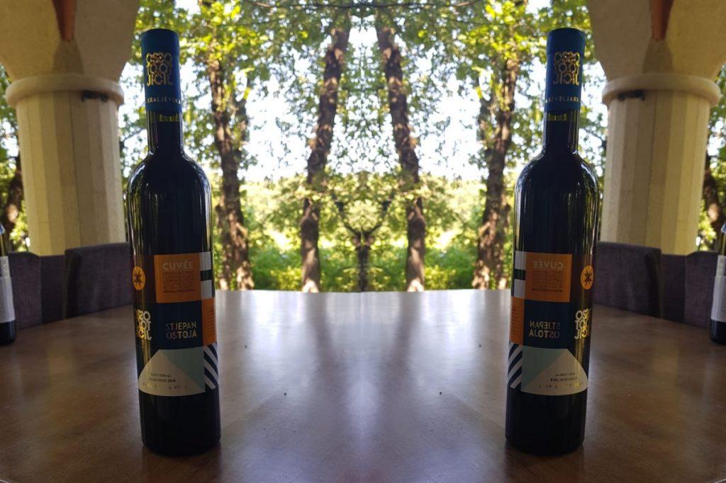 Podrum Ostojić - vinarija cuvee-stjepan