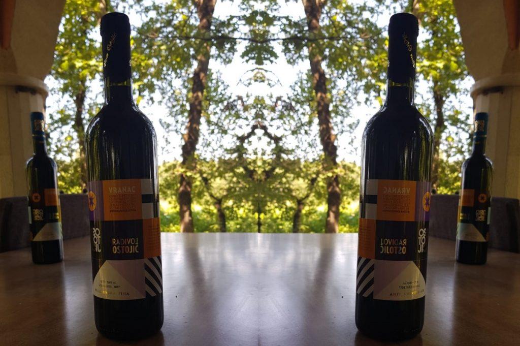 Podrum Ostojić - vinarija vranac-radivoj